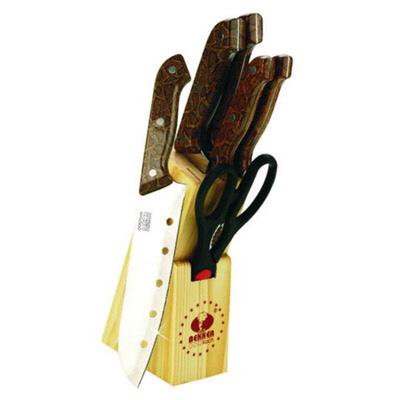 BK-123 Набор ножей из 8 предметов
