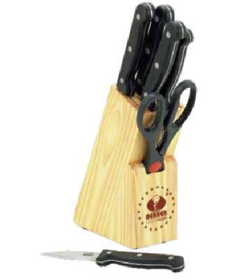 BK-136 Набор ножей из 7 предметов