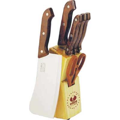 BK-138 Набор ножей из 7 предметов