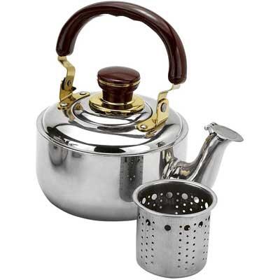 BK-S342 Чайник металлический