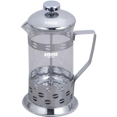 """BK-366 Кофейник/заварочный чайник - """"френч-пресс"""" DeLux"""