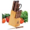 BK-110 Набор ножей из 15 предметов