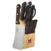 BK-114 Набор ножей из 15 предметов